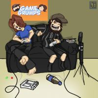 Aaaaaand We're The Game Grumps! by iJayDeath