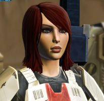 My SWTOR Trooper by LadyAquanine73551