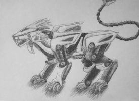 Liger zero by musicality84