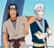 Senju Brothers by Chloeeh