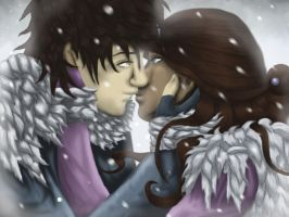 Zutara - In The Cold by happyzuko