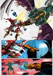 TF, Seeds of deception, hunt for terrorcons act 4 by multi-comics