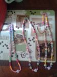 Beaded Necklaces by DJMadHatter93