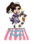 HomeMade Delights - Logo (Colored) by Moon-Rhapsody
