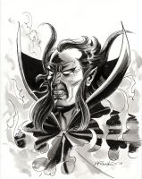 Mephisto sketch by BillReinhold