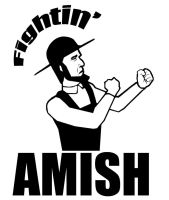 Fightin' Amish by satan666v
