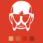 Shingeki no Kyojin Minimalistic Wallpaper Pack by elbichopt