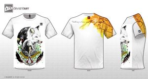 T-Shirt_w_Assassin_s_Creed by melihgemici