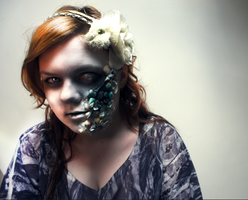 Photography, some photoshop and body art by EleanorAnsell