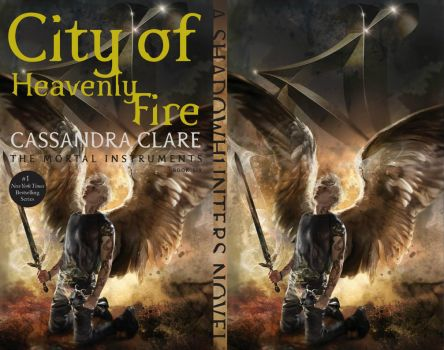 City of Heavenly Fire Re-Release by far-eviler