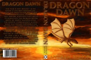 Dragon Dawn Cover by StormAndy