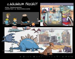 Aquarium project_base by Bobbart