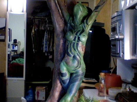 Stage3 Dryad body by Sparticous