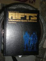 Rifts Ultimate Edition Hardcov by CheeseDogX