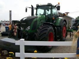 Fendt 933 Vario by LDLAWRENCE