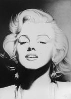 Marylin Monroe by Mipo-Design