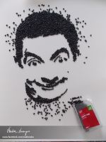 Mr. Bean by NadienSka