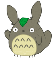 Totoro by TinyWalrus