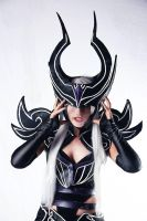Syndra_LoL4 by XSovereign