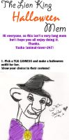 TLK Halloween Mem by animal-lover-247