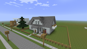 Minecraft Family Home Beta 2 by CuteAndy