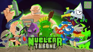 Youtube Thumbnail : Nuclear Throne by Soberbia-Roy