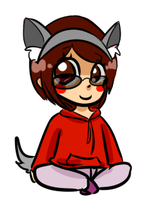 Chibi meee by ItsLonely