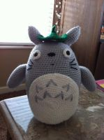 Totoro by Nicoule