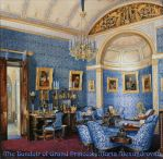 The Boudoir of Grand Princess Maria Alexandrovna by Ochichi