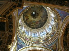 St.Isaac Cathedral 1 by pekauppi