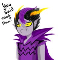 Dualscar- You said vwot nowv by Darkdeathqueen