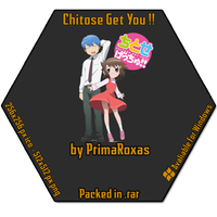Chitose Get You!! Icon for Windows by PrimaRoxas