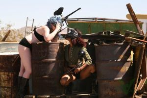 Paintball Panic: Cover Me by Catwoman69y2k