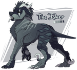 The Joker Auction [closed] by Velkss