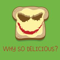 Why So Delicious? by Basolian