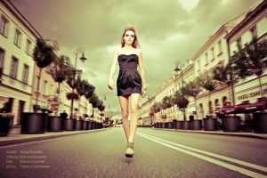 Street fashion by zieniu