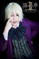 Earl Alois Trancy Cosplay by PrinceEsther