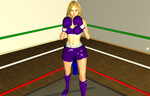 Ashley Boxing Top version by chuy9502