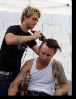 Billie Joe the hairdresser by BillieJoe1972