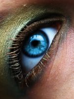 Colourful eye2 by Tamile