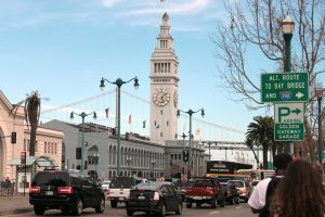 Ferry Building by blackhoodielove