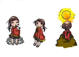 china stickers by iceiline