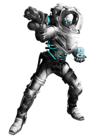 mr Freeze render by malekith72
