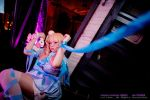 Macross Frontier-Sheryl Nome (white rabbit) by Tiniehyde