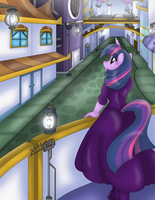 A Tale of Two Twilights by AkuOreo