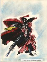 Spawn - 1993 Fan Art by MichaelWKellarINKS