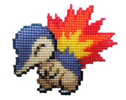 155 - Cyndaquil by Devi-Tiger