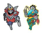 League of Legends keychain 6 by Ray-D-Sauce