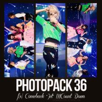 +Photopack 36- f(x) Comeback Stage |Jet| by DreamingDesigns