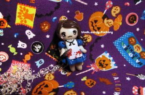 Kawaii american mcgee's alice by gothic-yuna